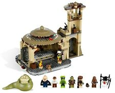 Lego Star Clone Wars 9516 Jabba's Palace Leia No box NEW sealed bags instruction