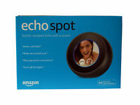 "AMAZON Echo Spot Video Home Assistant 2.5"" Screen Size - Black B073SQYXTW"
