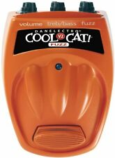 EFFETTO PEDALE DANELECTRO CF-2 COOL CAT FUZZ V2