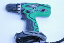 Hitachi DS14DVF3 14.4V Cordless Drill Untested For Parts AS-IS