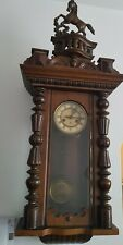 Gustav Becker Antique Clock Antieke Klok