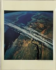 GEMINI XII *UAB /  NILE VALLEY* 16 X 20 PHOTO FROM THE OMEGA WATCH CO. BOXED SET