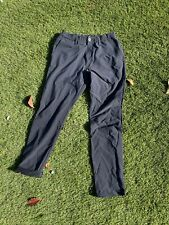 Rapha 32 x 32 Men's 001 Original Fit Loopback Trousers Cycling Pants Navy Used