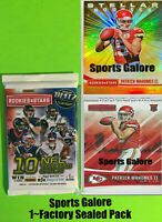 2017 Rookies & Stars Football Pack Mahomes Rookie Year 1 PACK