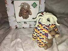 "Charming Tails ""Being Thankful Is Never Corny"" Dean Griff Nib Fall"