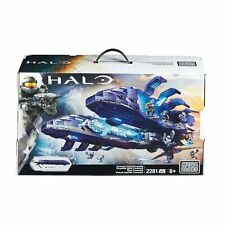 Mega Bloks Halo Covenant Spirit Dropship Building Set 2200 Pieces * WOW * 31847