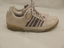 Kswiss Women's Shoes Size 10 Suede Cream