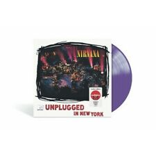 Nirvana- Live MTV  Lp Purple Color Vinyl- Only 3. YOURS IS SEALED!