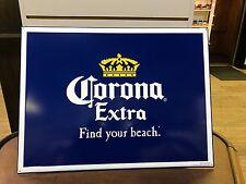 Corona Beach Sign