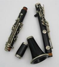 Vintage Buffet Crampon Evette Schaeffer Paris Bb Clarinet Nice Condition