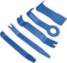 Cunei Leve Plastica per Carrozzeria Modanature Auto Levarini Set 5 pz BGS3027