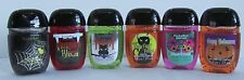 Bath & and Body Works PocketBac Hand Gel 2015 Halloween Hoot Blood Potion Set 6