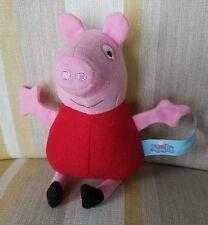 """Peppa 7"""" Peluche Morbido Pig giocattolo"""