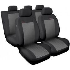 Schonbezüge Sitzbezüge Elegance Grau 2 OPEL ASCONA, SIGNUM, ASTRA, CALIBRA