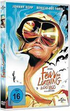 DVD FEAR AND LOATHING IN LAS VEGAS # Johnny Depp, Benicio Del Toro ++NEU