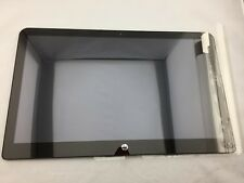"""Hp Pavilion X360 15-BK193MS 15.6"""" FHD LCD LED Touch Screen w/ Bezel Assembly New"""