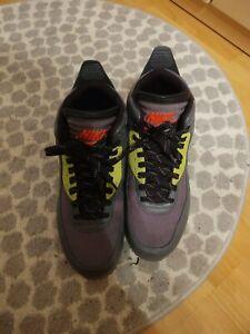 Nike Air Max 90 Sneakerboot Ice Hyper Punch, Größe 42.5