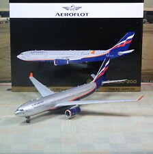 """Gemini Jets Aeroflot """"New Color"""" A330-200 """"Sold Out"""" 1/200"""