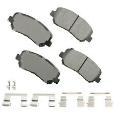 For Jeep Cherokee 2.4L 14-16 Mazda CX-5 13-16 Front Disc Brake Pads Akebono