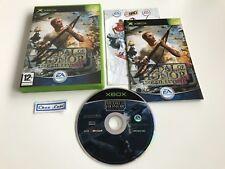 Medal Of Honor Soleil Levant - Microsoft Xbox - PAL FR - Avec Notice