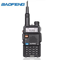 Baofeng DM-5R DMR Tier II Digital Two Way Radio VHF UHF Walkie Talkie 2000mAh