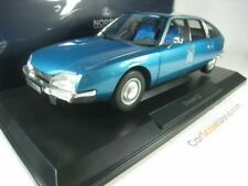 CITROEN CX 2000 1974 1/18 NOREV (DELTA BLUE METALLIC)