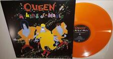 QUEEN A KIND OF MAGIC (ORANGE COLOURED) BRAND NEW LIMITED EDITION VINYL LP