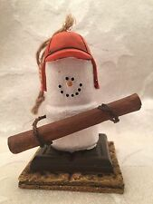 Smores Christmas Ornament Cinnamon Orange Trapper Hat Midwest Of Cannon Falls
