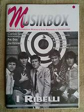 Musikbox 9 collezionismo musica Jimi Hendrix, Carlos Santana, I Giganti, Ribelli