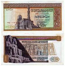 Ägypten. Egypt. Pick 44. 1 Pound (1976).