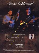 John Patitucci Mike Stern Downbeat Trade Press Advert OBLIQUE