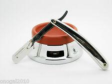 Pack Navaja Barbera Vintage Navajero Pelero 10 Hojillas Afeitado Clasico 10031R