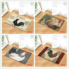 Doormat Carpets Chicken Print Mats Floor Kitchen Bathroom Rugs