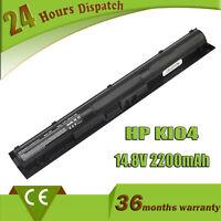 800049-001 K104 HSTNN-LB6R battery for HP Pavilion 15 14t 17-g series 14.8V