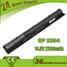 800049-001 K104 HSTNN-LB6R battery for HP Pavilion 15 14t 17-g series 14.8V