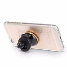 360° Rotating Magnetic Car Air Vent Holder Stand Mount For Cell Phone IPhone