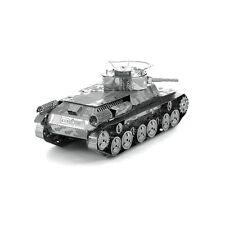 Fascinations Metal Earth 3D Steel Model Kit WWII Japan Mitsubishi Chi Ha Tank