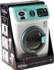 Light And Sound Washing Machine Kitchen Play Toy