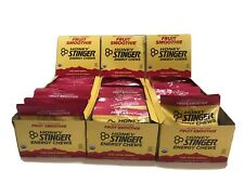 36 Pack Honey Stinger Organic Energy Chews, Fruit Smoothie, Sports Nutrition W5