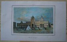 1840 print SANTIAGO DE CHILE (#16)
