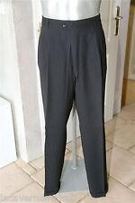 pantaloni abito lana grigio HUGO BOSS taglia 46-48 GR 54 SODDISFATTO/RIMBORSATO