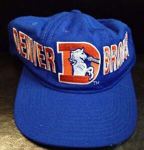 Throwback Denver Broncos Starter NFL Hat Cap Adjustable Vintage 1990s