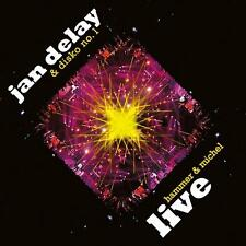 Delay,Jan - Hammer & Michel (Live aus der Philipshalle) - CD NEU