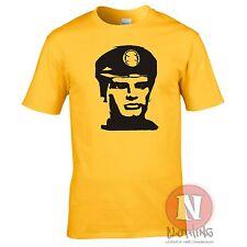 Capitán Escarlata Camiseta SPECTRUM Mysterons Cult Ciencia Ficción Retro TV