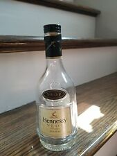 1 Empty Hennessy Privilege VSOP Cognac 1 Liter Glass Bottle With Original Box