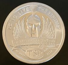 """Long Live The Republic"" 1 oz. .999 Silver Round"