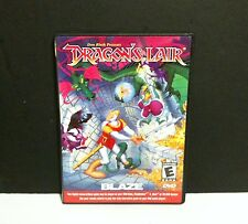 Dragon's Lair DVD PS2 PS3 XBOX 360 PC Compatible Playable Game Brand New