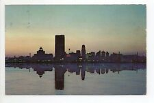 CANADA carte postale ancienne TORONTO 15 reflections