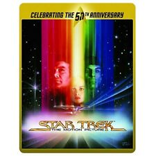 Limited Edition 50th Anniversary BLURAY Steelbook Star Trek 8 The Motion Picture