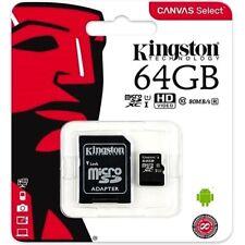 MicroSD 64GB SDXC Memory Card Micro sd TF Mobile Phone Class 10